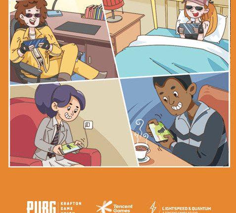 Likee dan PUBG Mobile #PlayInTheSafeZone Challenge