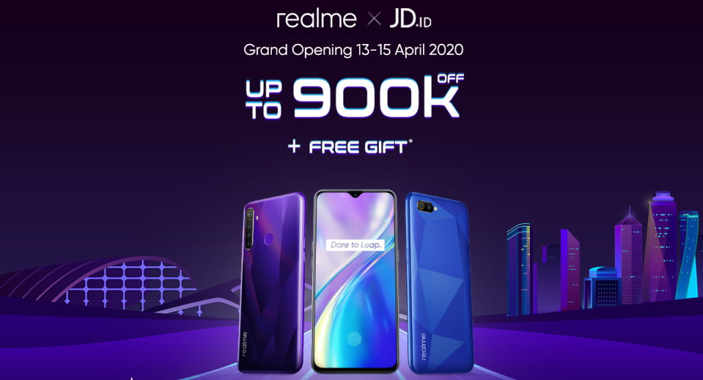 realme Official Store JD.id