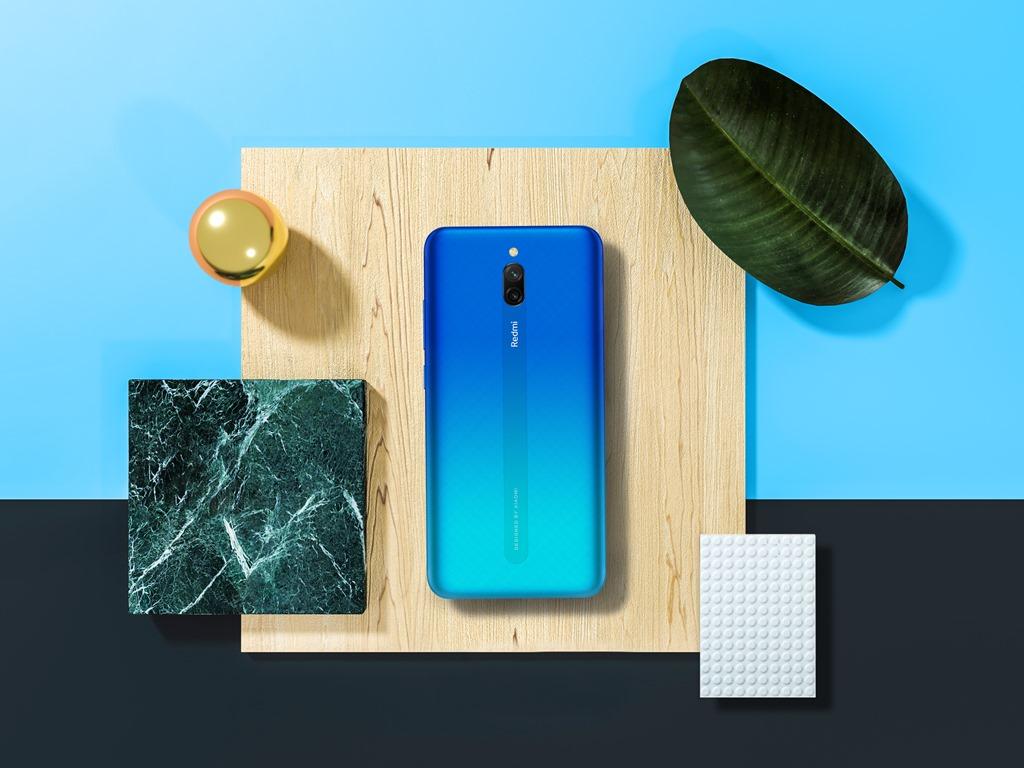 Redmi 8A Pro Sea Blue