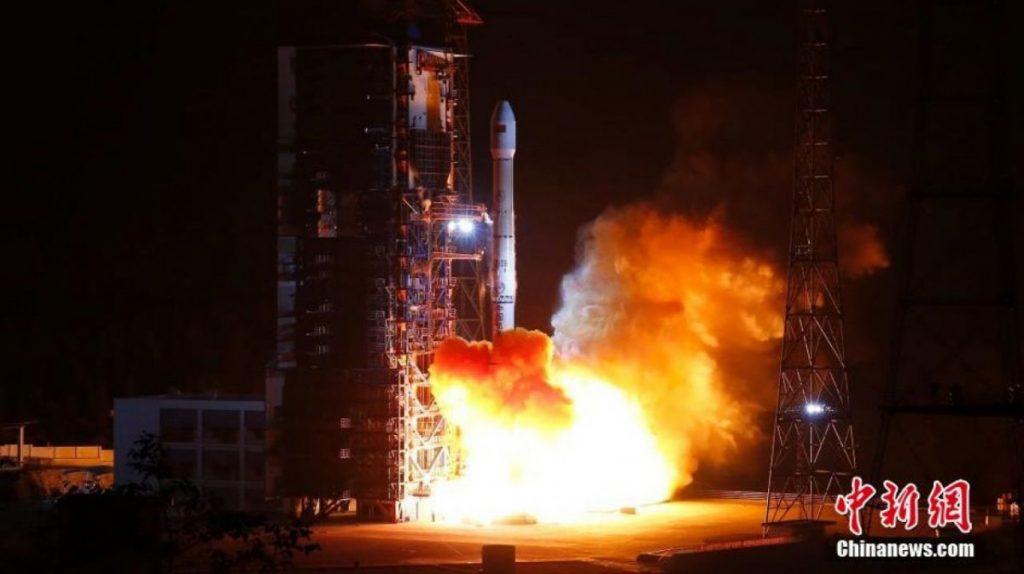 satelit nusantara dua gagal
