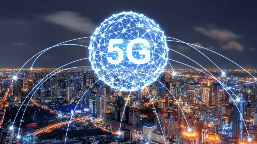 5G Huawei New Normal