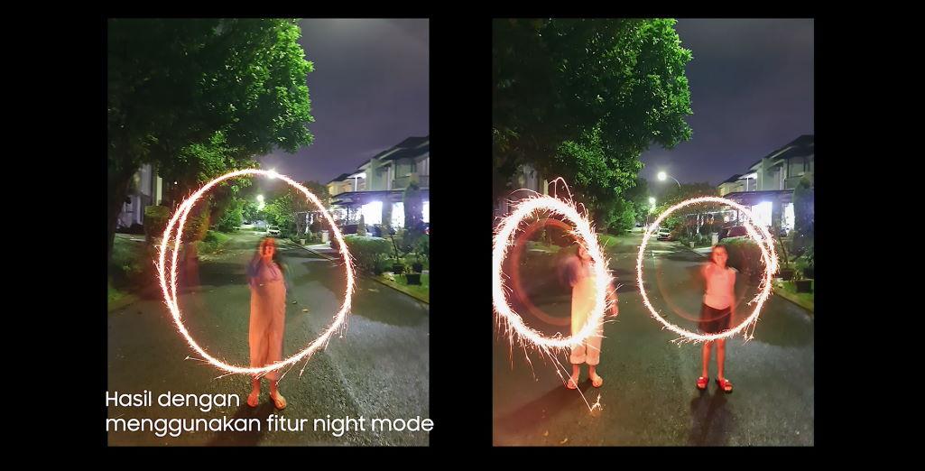 Ivan Mario Night Mode Galaxy S20