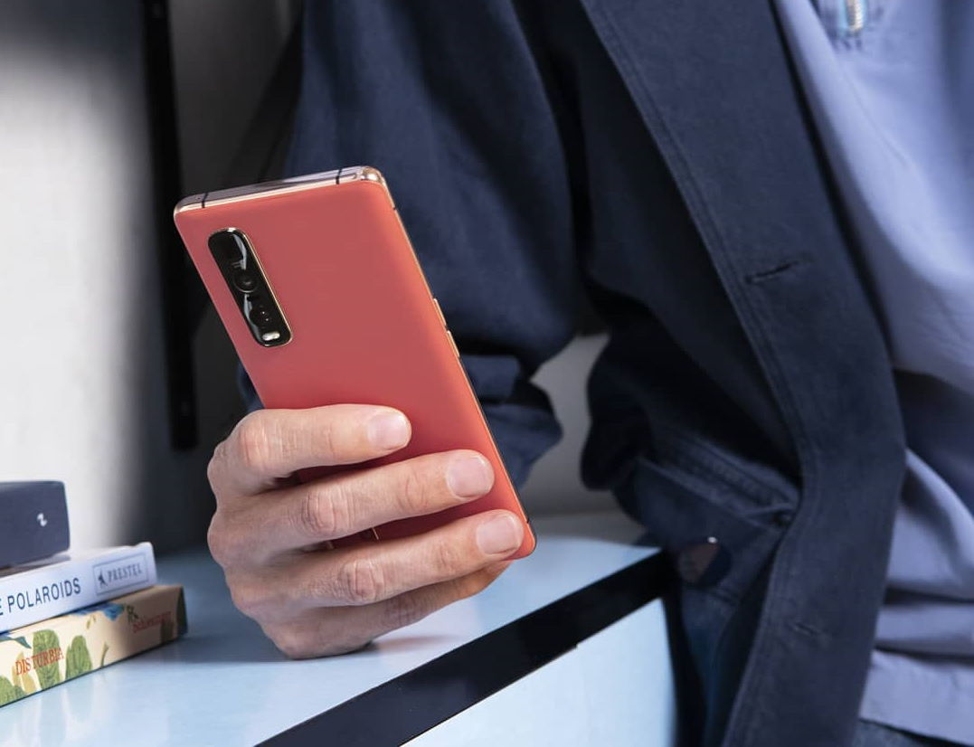 OPPO Find X2 style