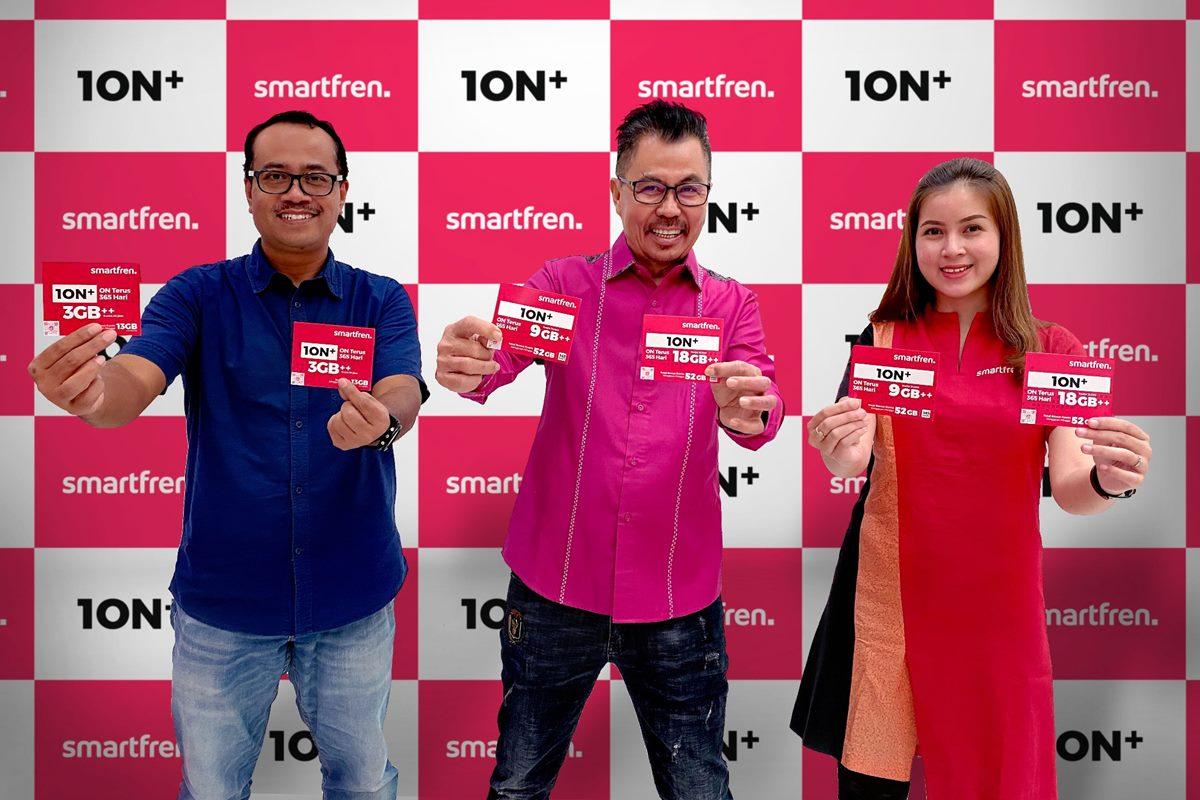Kartu Perdana 1ON Plus Smartfren 1ON+