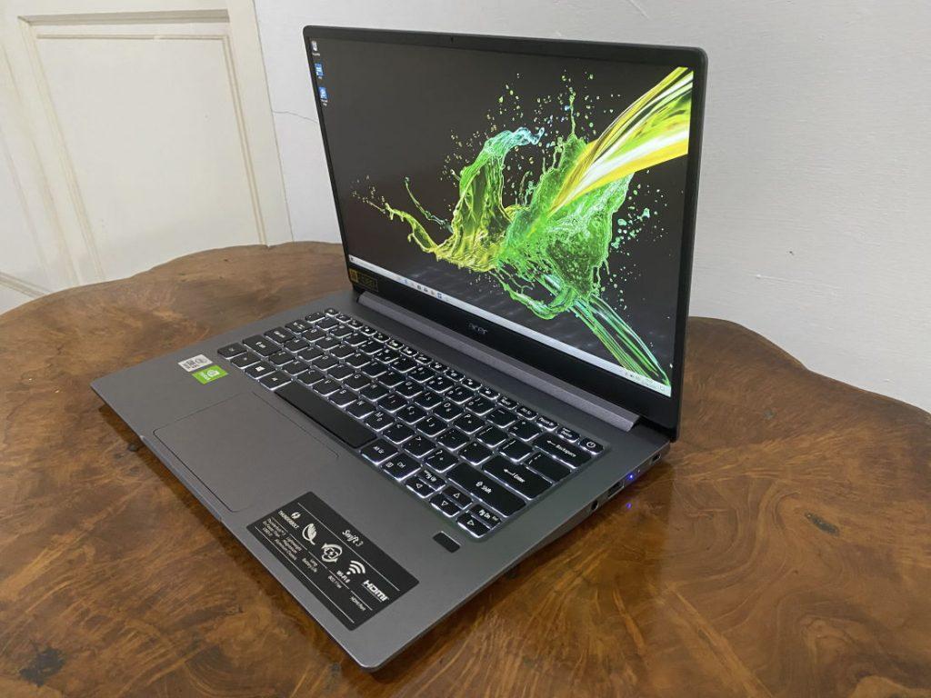 spesifikasi Acer Swift 3 Infinity 2 [2]