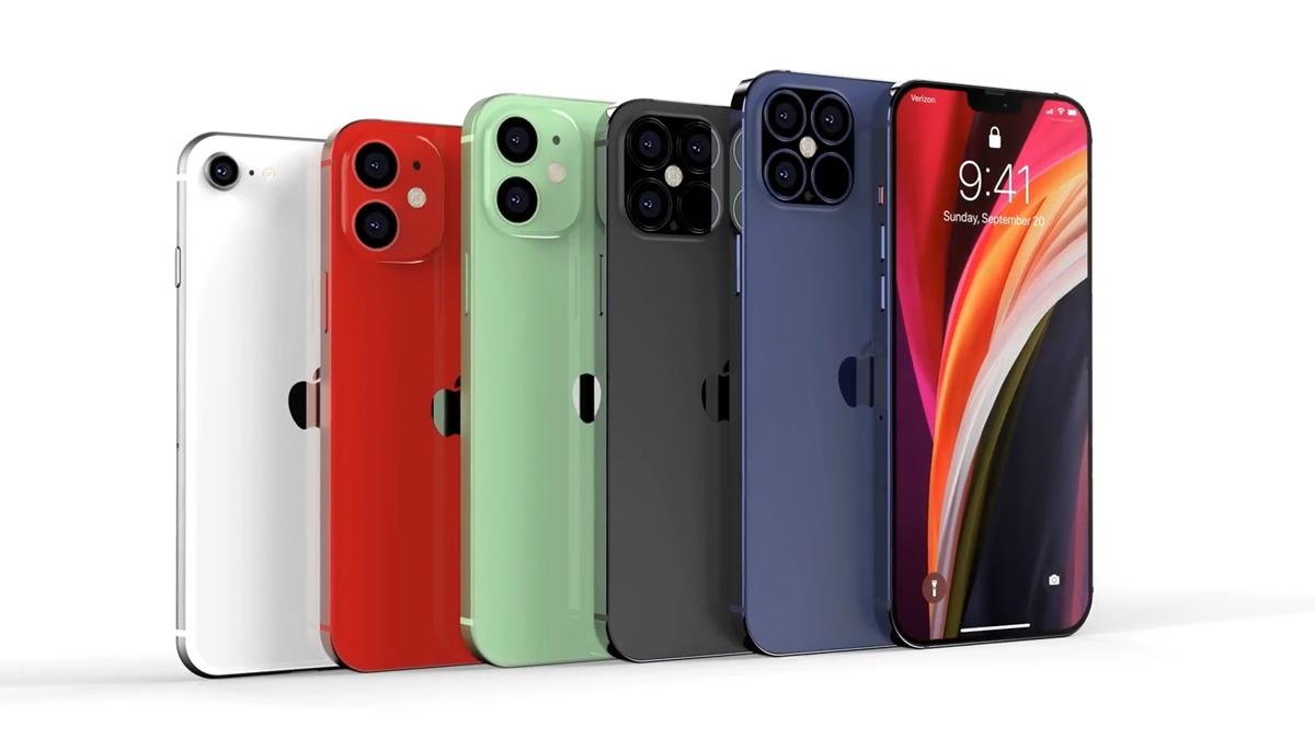 Bocoran Iphone 12 Series Bakal Punya Desain Baru Layar 120hz