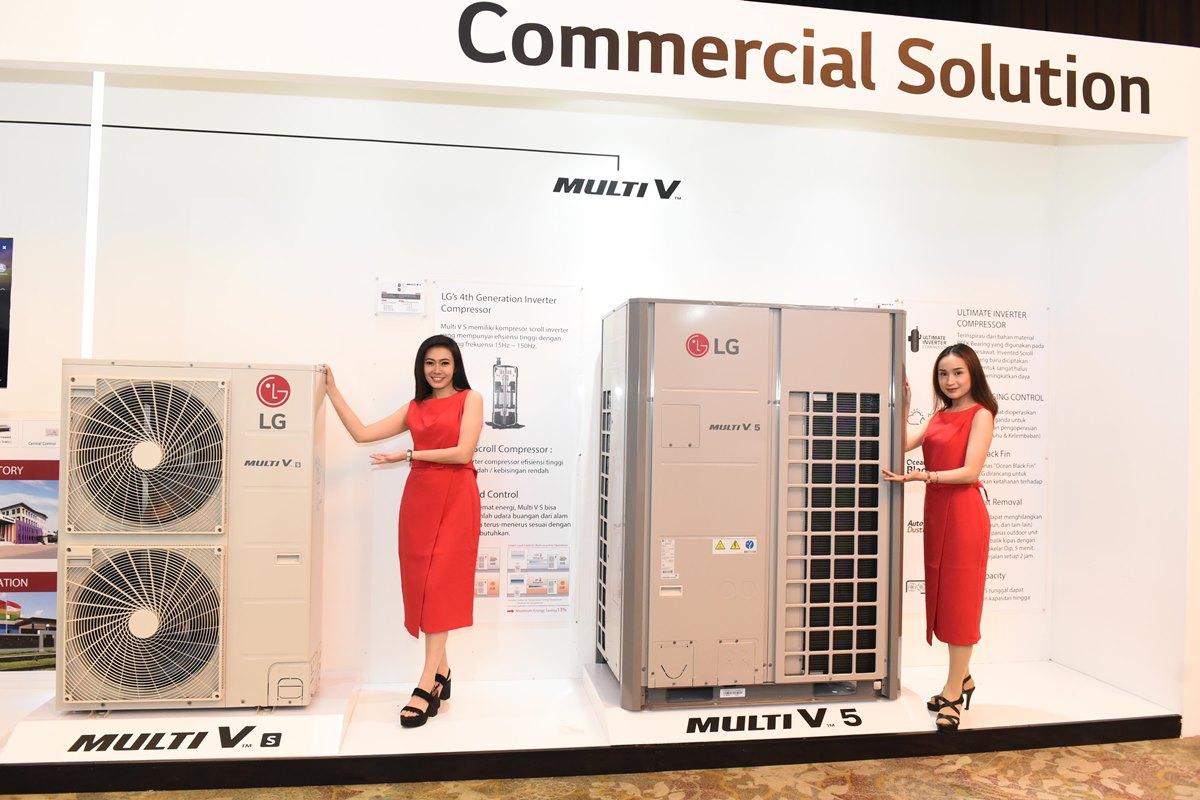 LG Multi V HVAC