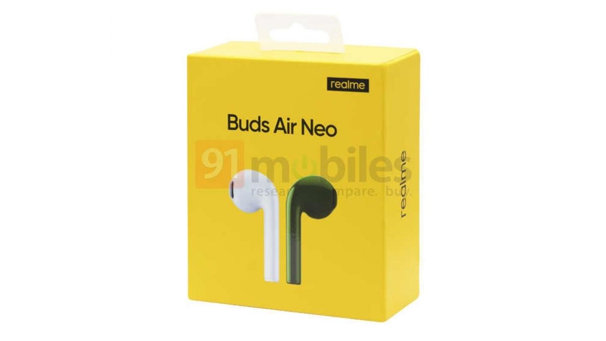 kotak realme Buds Air Neo