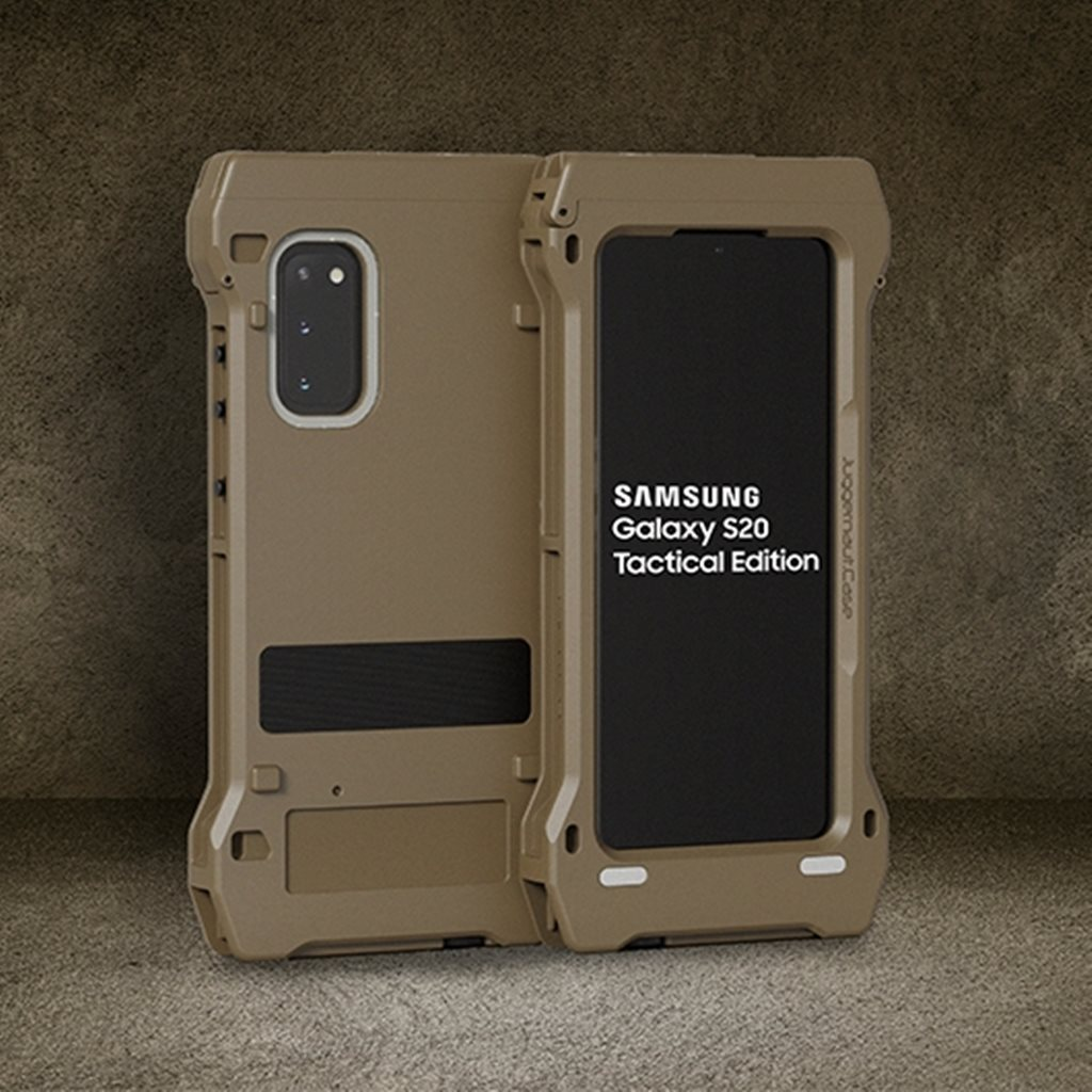 Galaxy S20 Tactical Edition