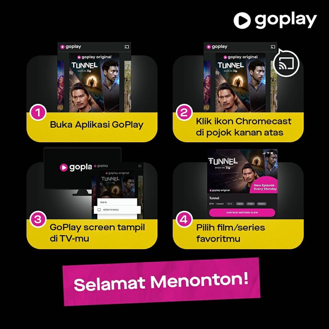 GoPlay Chromecast