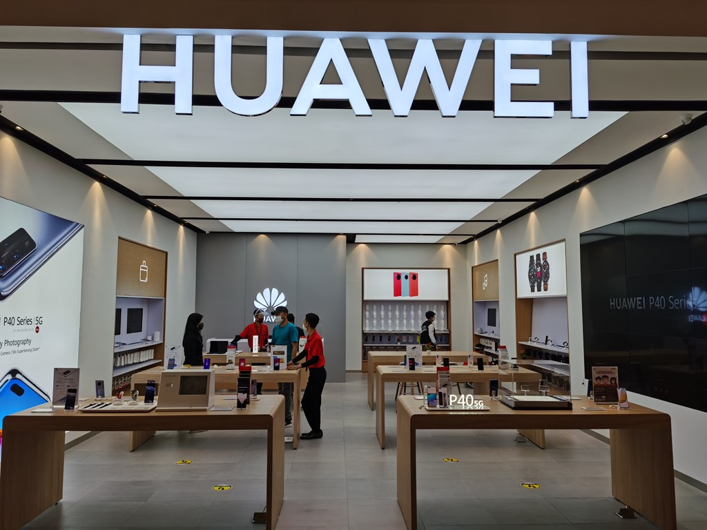 Huawei High-end Experience Store Summarecon Mall Serpong