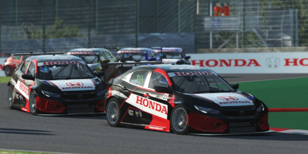 Honda Racing Simulator Championship Indonesia