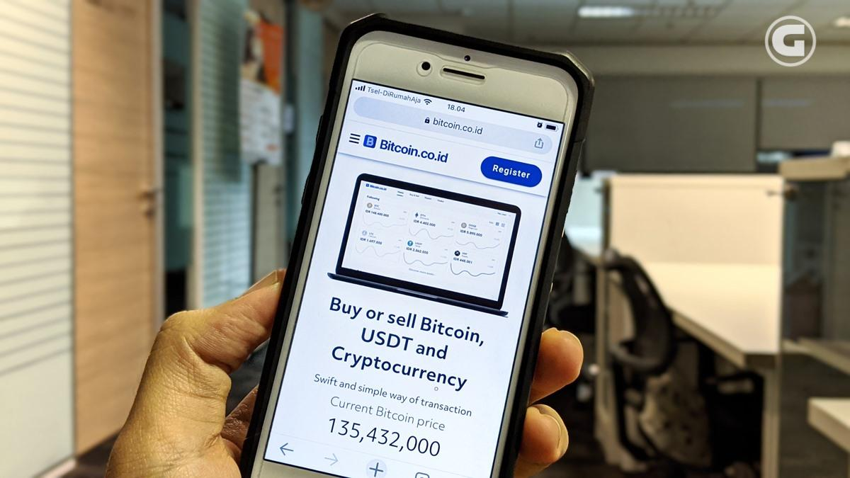 situs bitcoin indodax