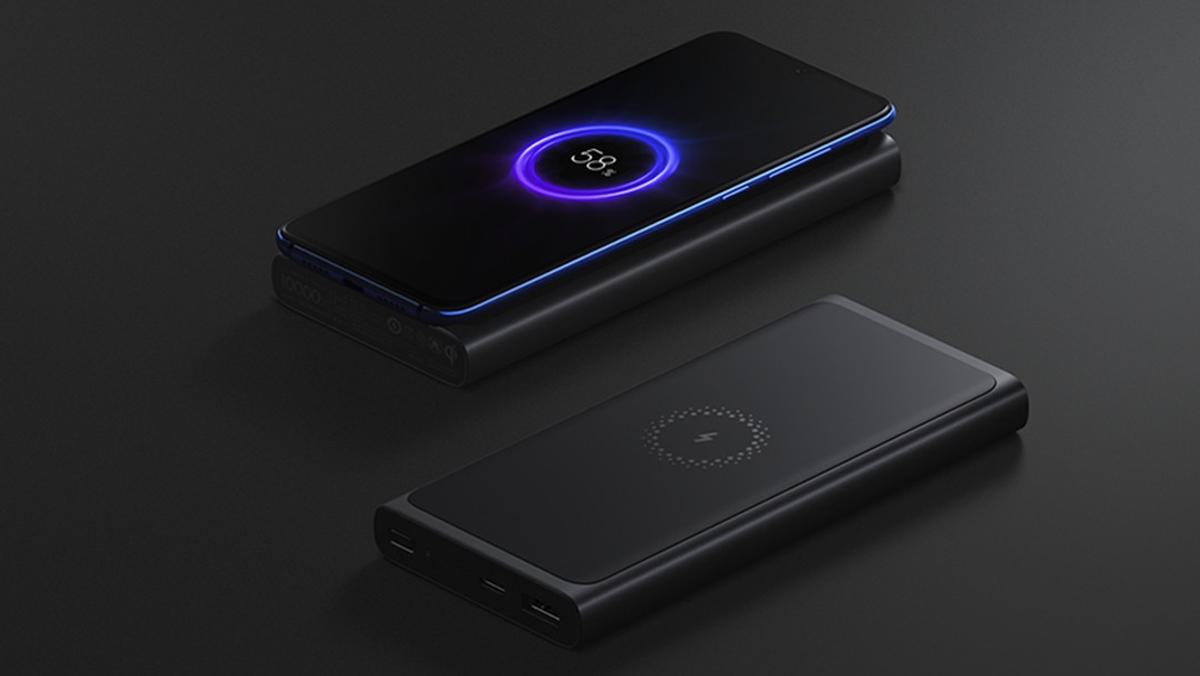 Teknologi nirkabel Mi Wireless Power Bank Essential