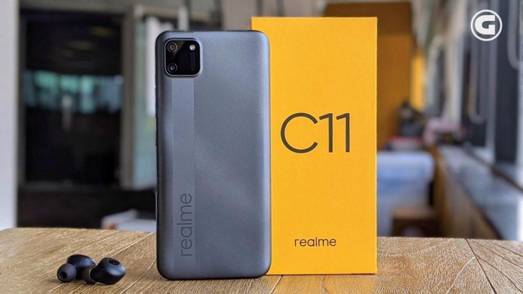 review realme C11