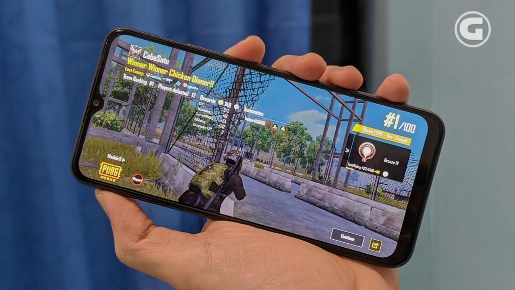 PUBG Mobile realme C11