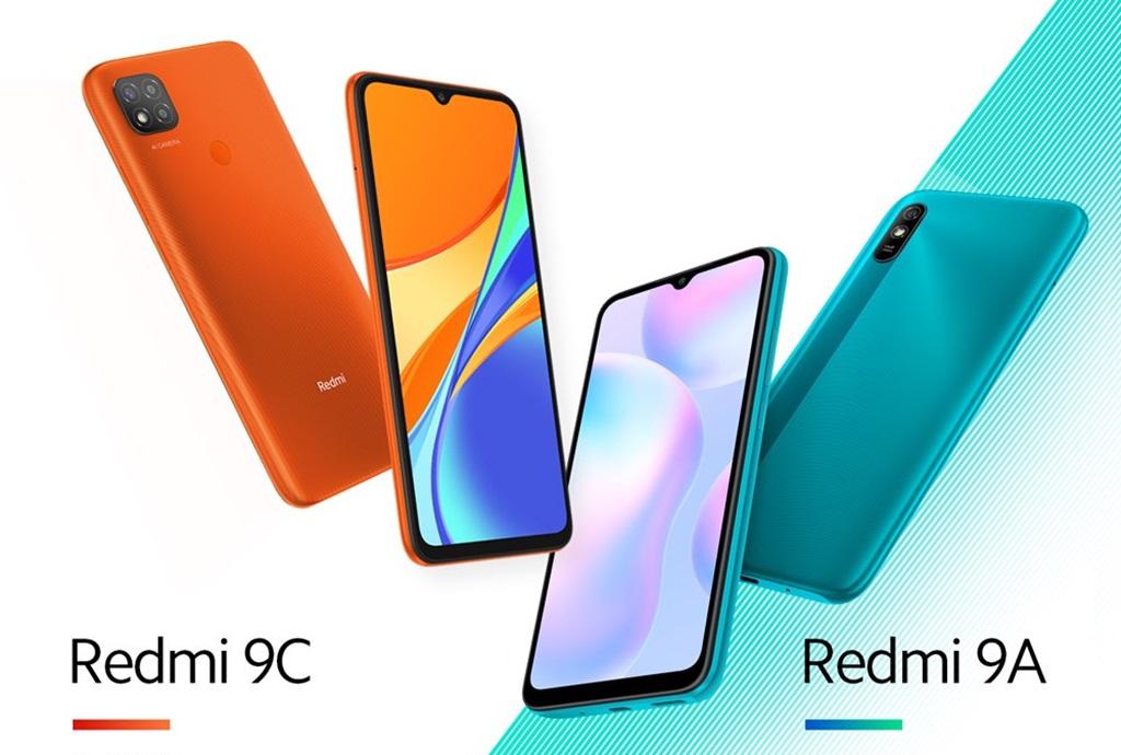Redmi 9A & Redmi 9C