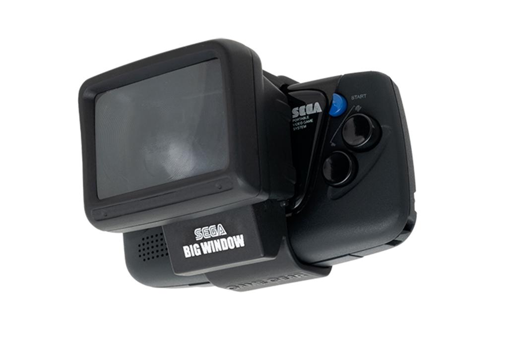 Sega Game Gear Micro Big Window