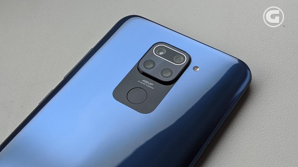 Kamera Redmi Note 9