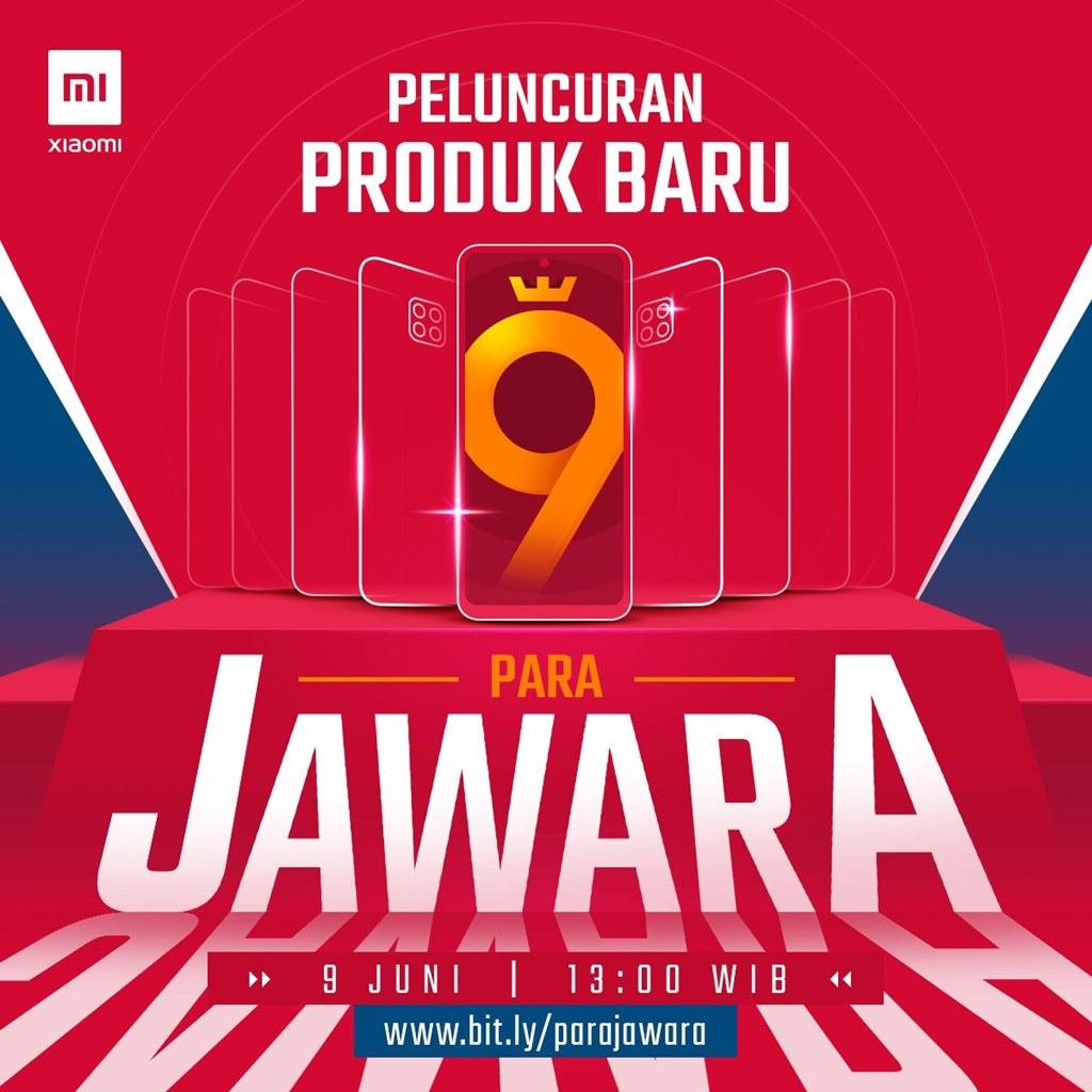 Jadwal rilis Redmi Note 9 & 9 Pro di Indonesia
