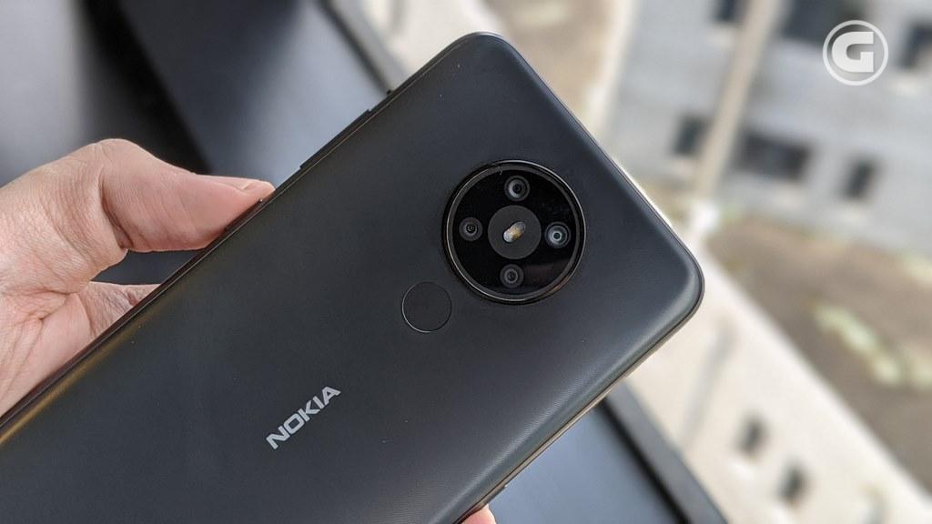 Kamera Nokia 5.3