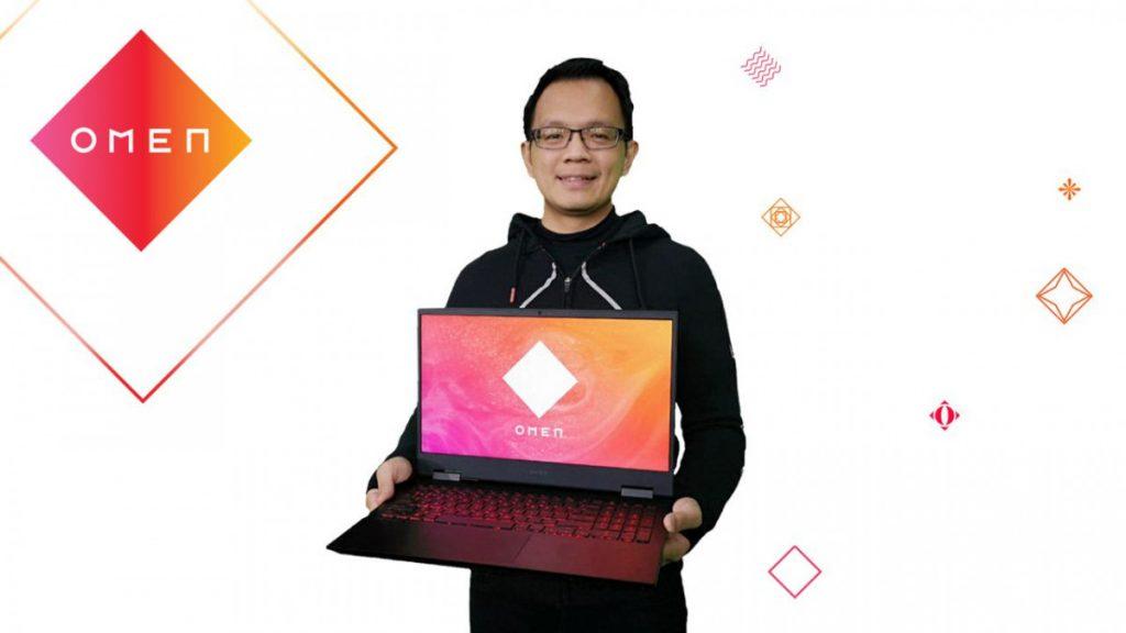 Harga HP OMEN 15 Laptop