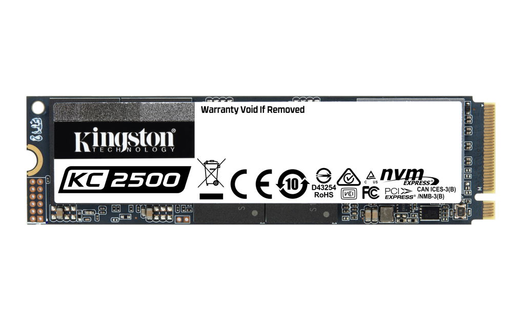 Harga Kingston KC2500 SSD
