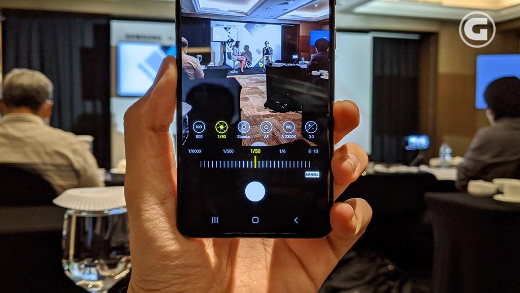 Pro mode Samsung Galaxy A51 A71