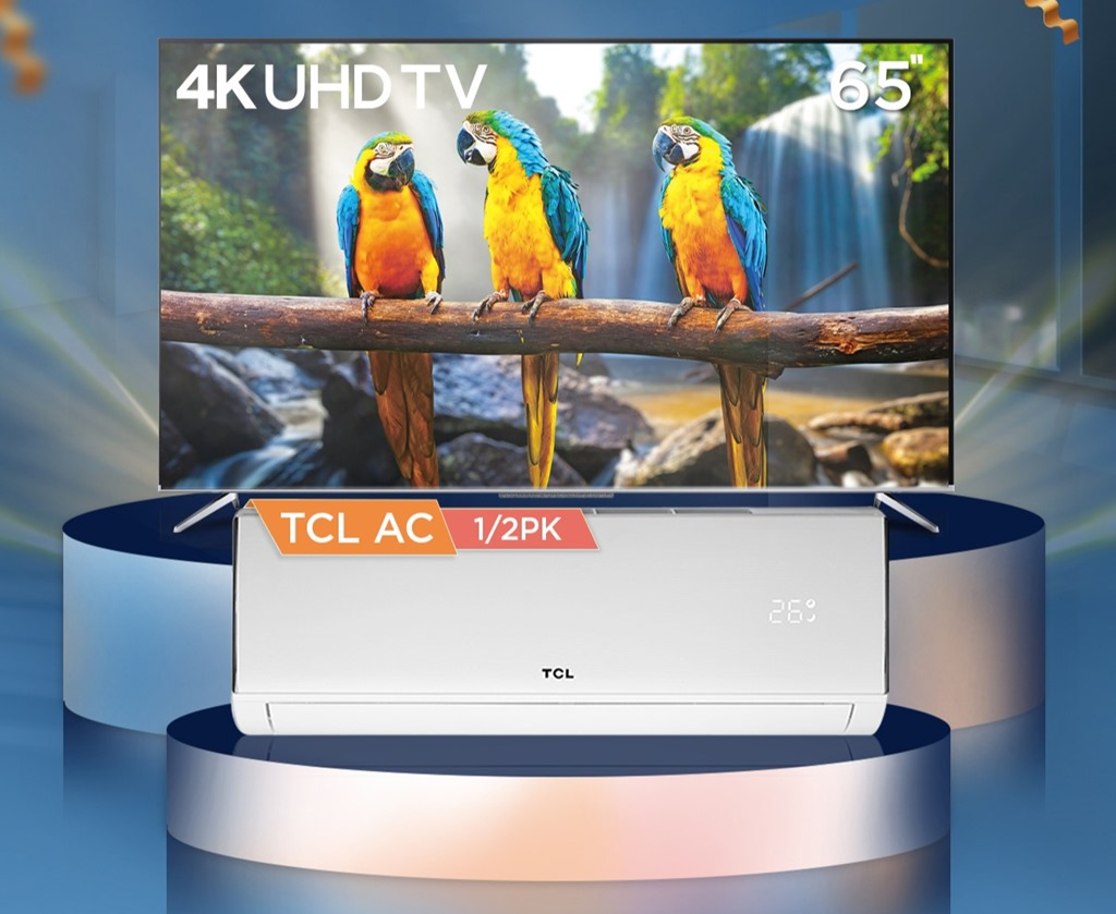 TCL P715 Android TV & TCL Elite Series AC