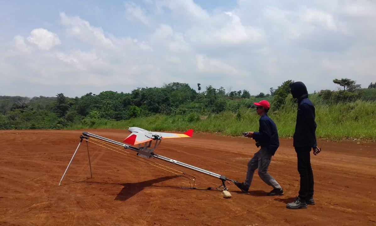 Terra Drone Indonesia ok