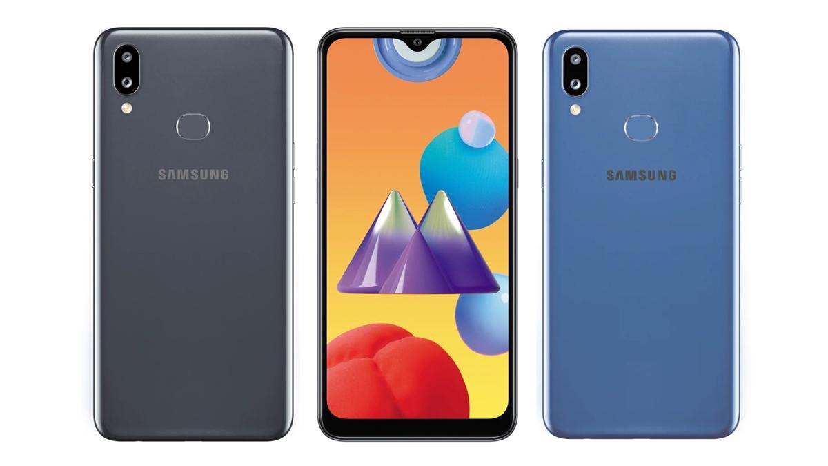 Warna Samsung Galaxy M01s