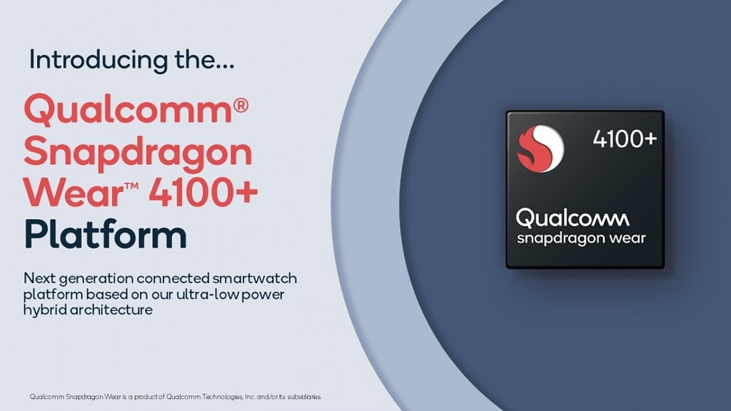 Snapdragon Wear 4100+