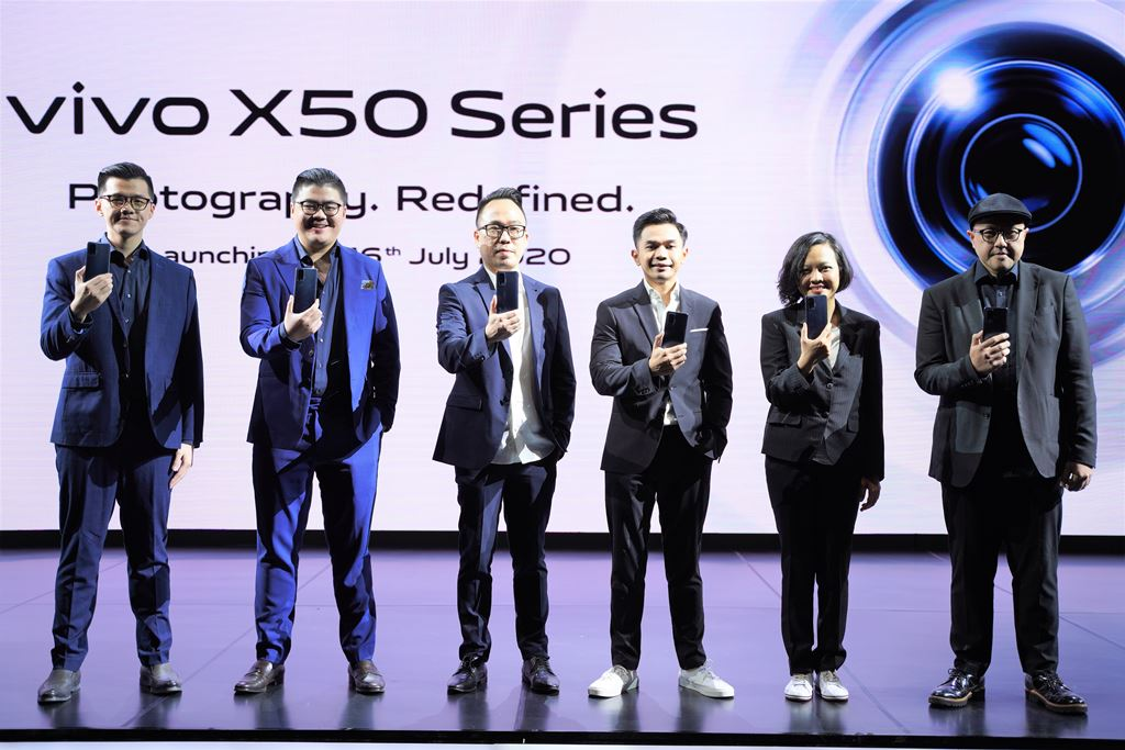 vivo X Club X50 series