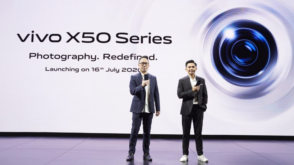 vivo X50 Series launch
