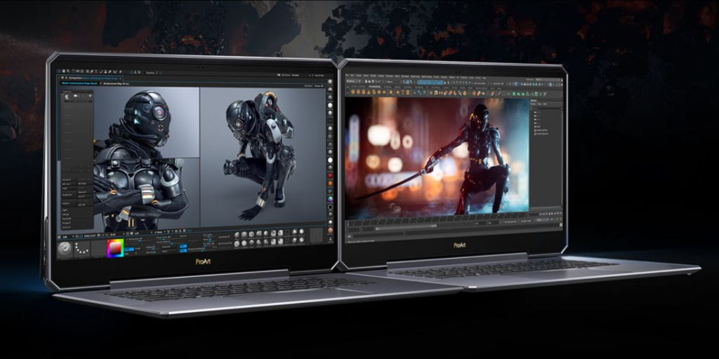 ASUS ProArt StudioBook One Pantone