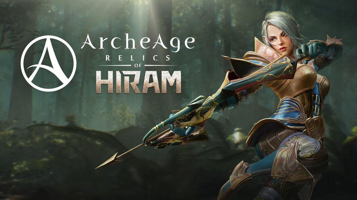 ArcheAge Hiram