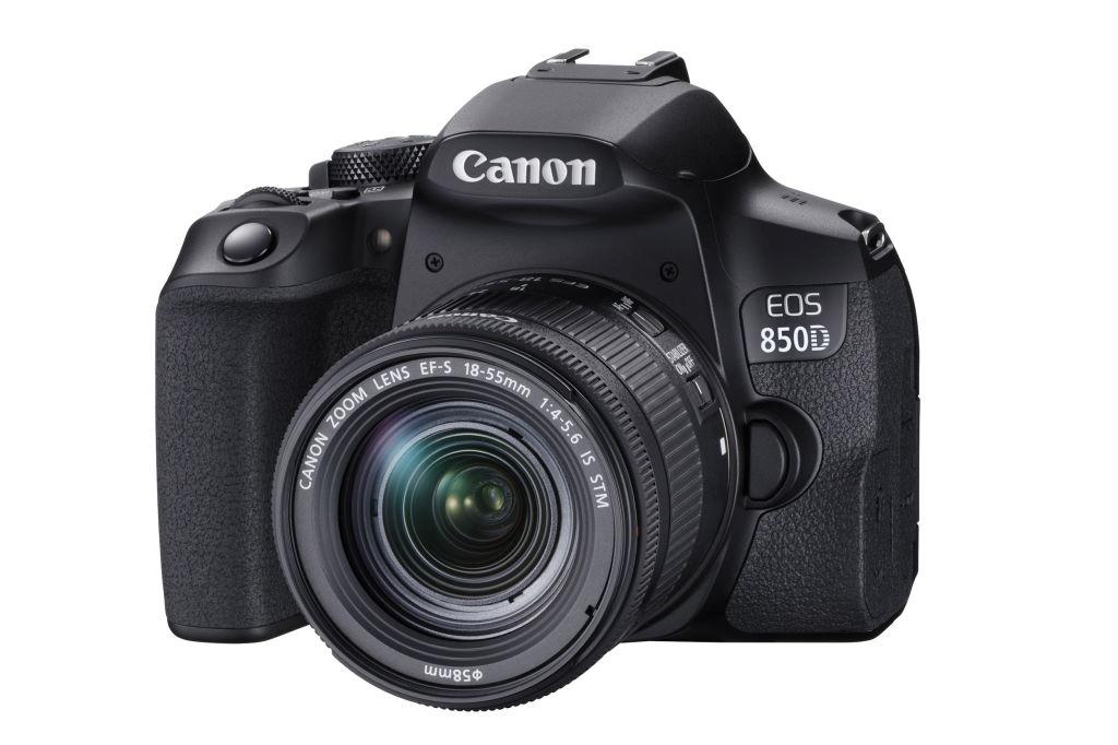 Canon EOS 850D a