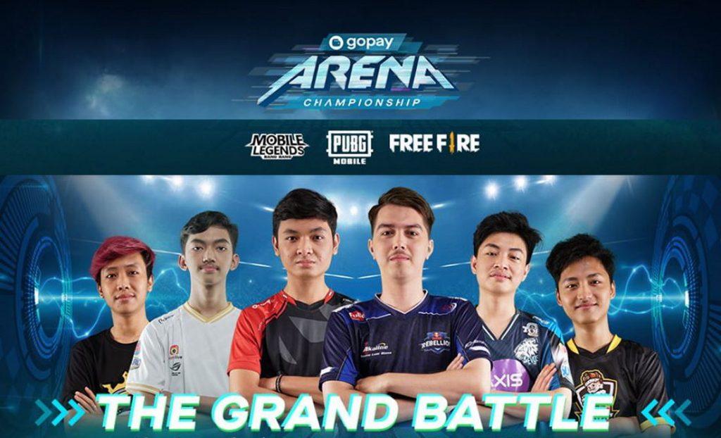 Inilah Juara Gopay Arena Championship Kompetisi Esport Indonesia
