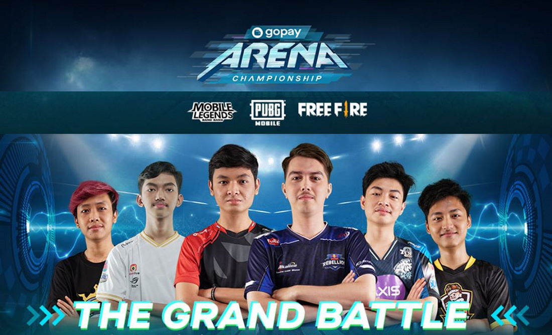 GoPay Arena Championship Grand Final