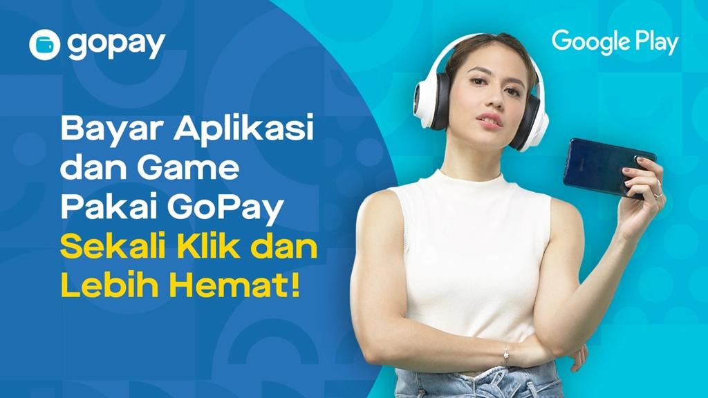 GoPay YouTube Premium & Google Play