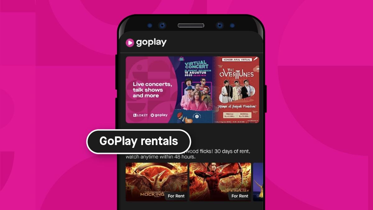 GoPlay Rental