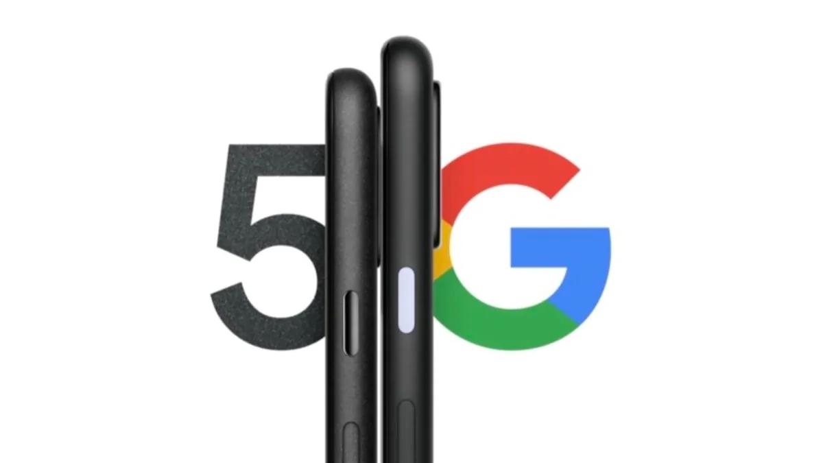 Google Pixel 5 & 4a 5G