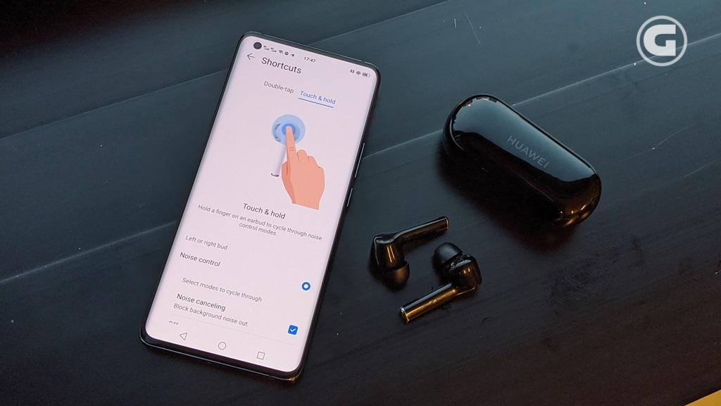 Aplikasi Huawei Freebuds 3i