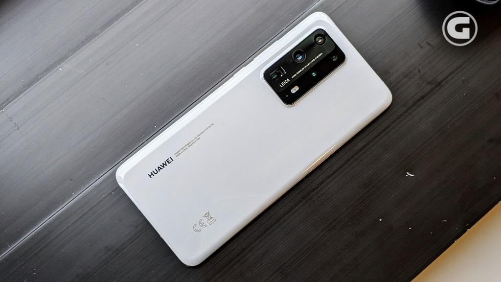 Desain Huawei P40 Pro Plus
