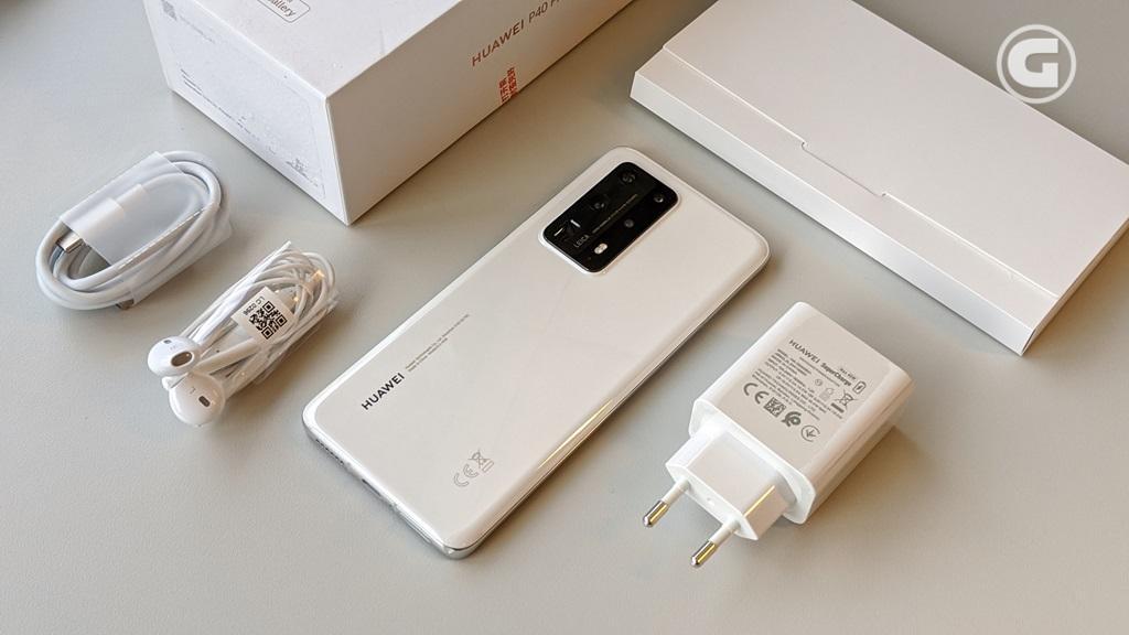 Kelengkapan Huawei P40 Pro Plus