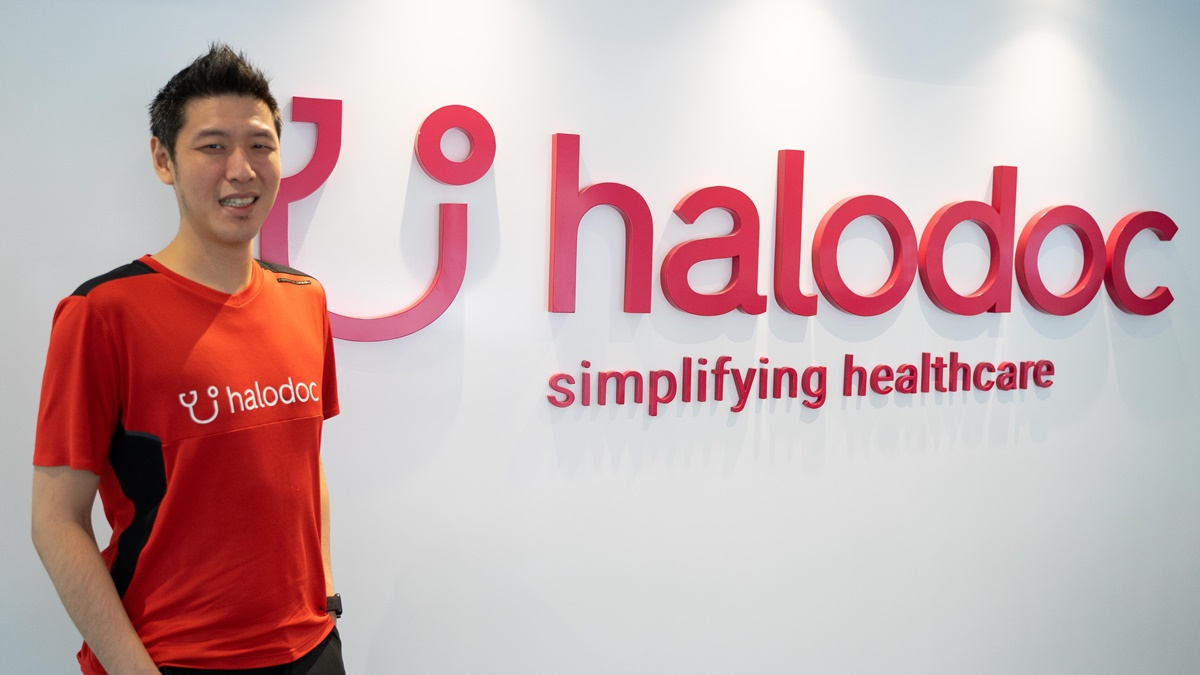 Jonathan Sudharta, CEO Halodoc