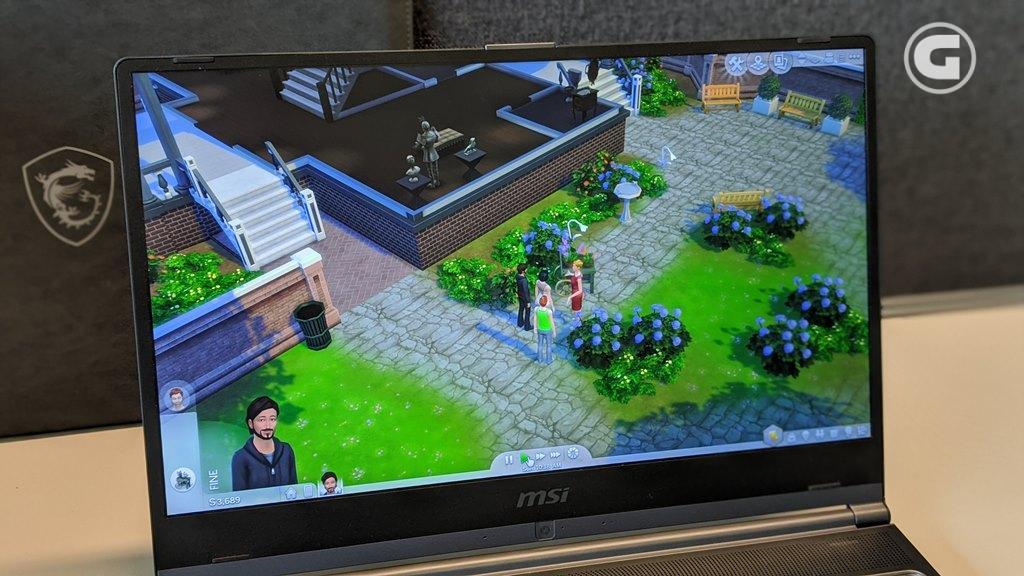 Gaming di MSI Modern 14