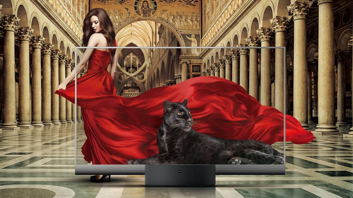 Mi TV LUX Transparent Edition