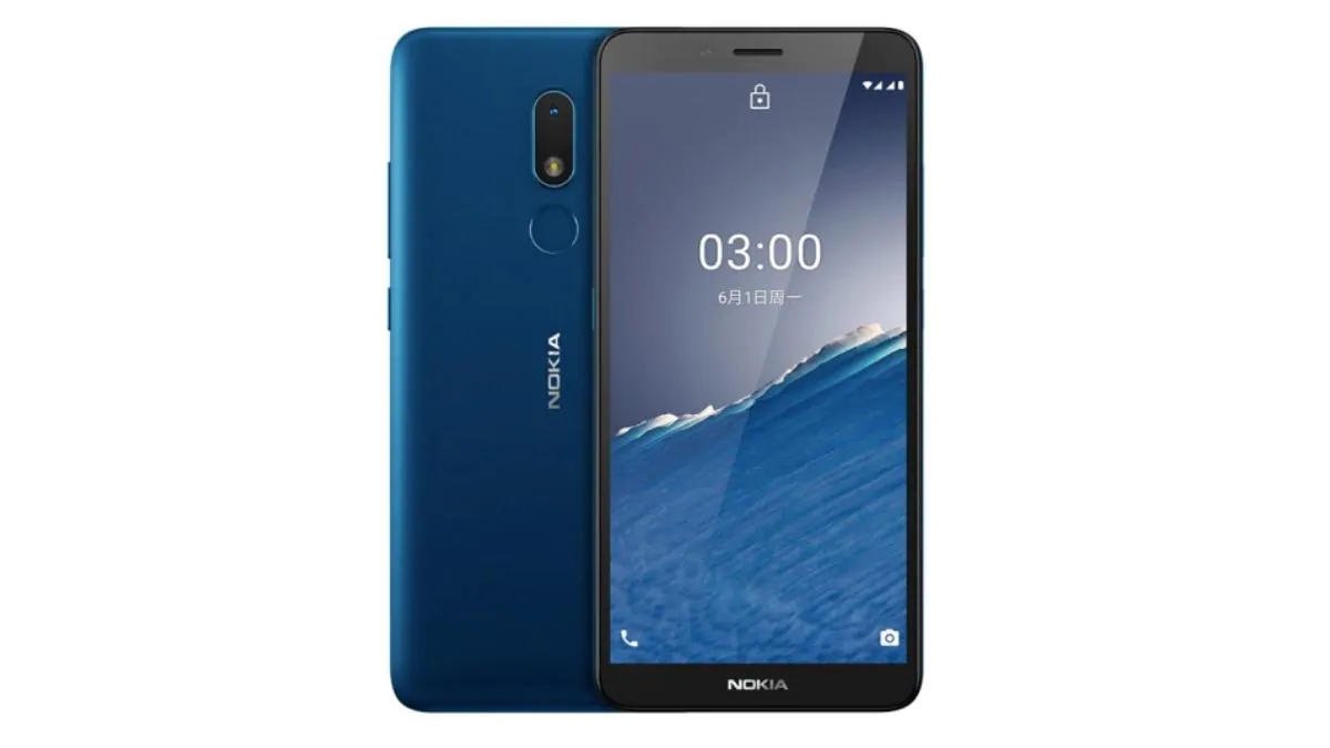 Nokia C3 (2020)
