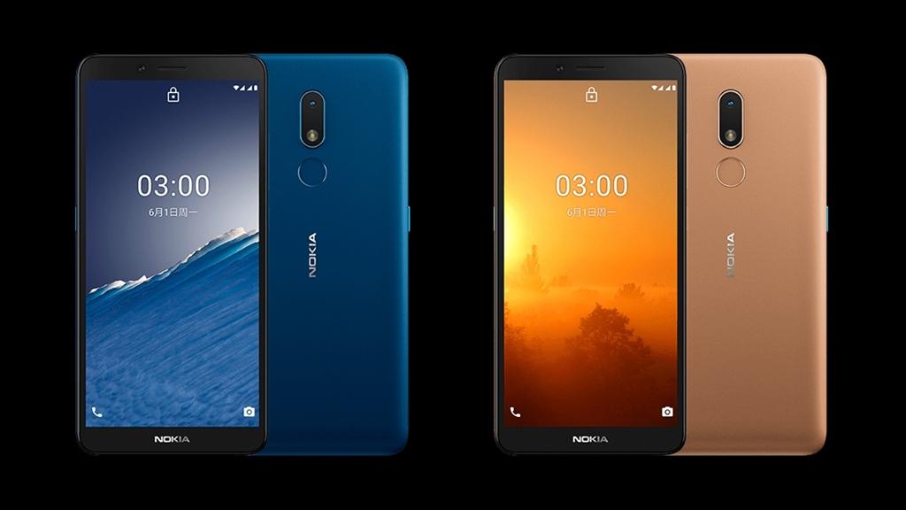 Warna Nokia C3 (2020)